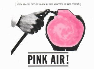 Gossage e l'aria rosa